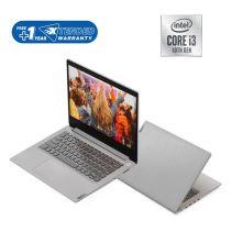 LENOVO IdeaPad 3 14IML05 81WA00EAID - Platinum Grey [Intel Core i3-10110U / 4GB / SSD 256GB / 14inch / FHD / Win10 / OHS]