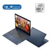 LENOVO IDEAPAD 3 I3-81WA00ECID - Abyss Blue [Intel Core i3-10110U / 4GB / SSD 512GB / 14inch / FHD / Win10 / OHS]