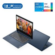 LENOVO IDEAPAD 3 14ITL6 I5-82H700MYID - Abyss Blue [Intel Core i5-1135G7 / 2*4GB / SSD 512GB / 14inch / FHD / Win10 / OHS]