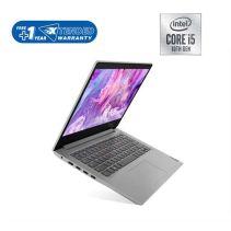 LENOVO IP Slim 3I 14IIL 81WD00XUID - Platinum Grey [Intel Core i5-1035G1 / 4GB / 1TB / FHD / 14inch / Win10 / OHS]