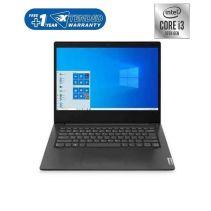 LENOVO IdeaPad Slim 3 [Intel Core i3-1005G1 / 256GB SSD / 4GB / 14inch / WIN10 / OHS] Black