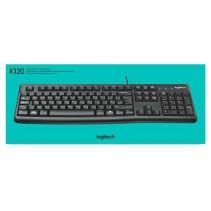 Logitech Keyboard USB K-120