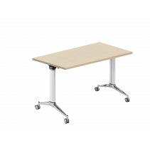 FIRM by Malka Folding Desk LS 18080 - Maple