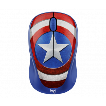 Logitech M238 Wireless Marvel Captain America 910-005561