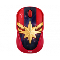 Logitech M238 Wireless Captain Marvel 910-005562