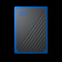 WD SSD MPP GO PORTABLE 2TB COBALT