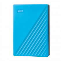 Western Digital New My Passport Blue 5TB