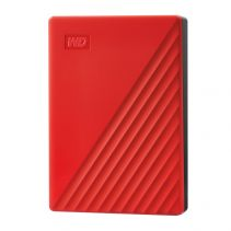 Western Digital New My Passport Red 5TB
