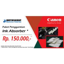 Ink Absorber Package