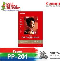 CANON Photo Paper Plus Glossy II (PP-201) A4