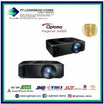 Optoma Projector XA520 3000AL XGA