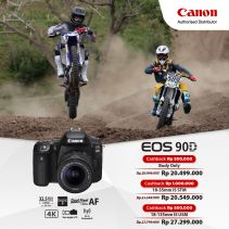CANON EOS 90D with EF-S18-135mm f/3.5-5.6 IS USM