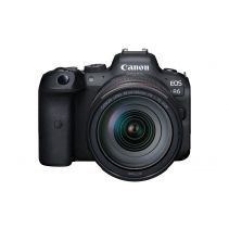 EOS R6 with lens 24-105mm