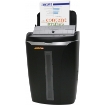 Secure Paper Shredder Auto 50