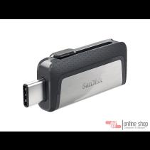SANDISK OTG FLASHDISK ULTRA DUAL DRIVE USB TYPE-C 64GB - ORIGINAL GARANSI RESMI