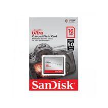 SanDisk Ultra CF 16GB - 50MB/S