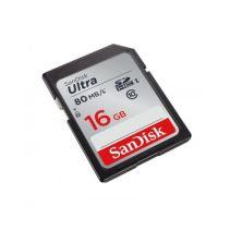 SanDisk SDHC Ultra 16GB C10 80 MB/S