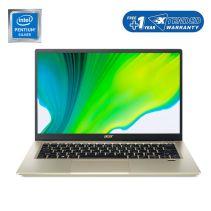 "Acer Swift 1 SF114-34-P3ZB (14""FHD/N6000/4G/SSD512G/OPI) GOLD (NX.A7BSN.004)"