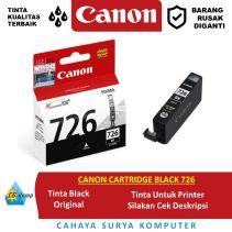 CANON CARTRIDGE BLACK 726
