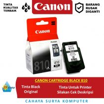 CANON CARTRIDGE BLACK 810