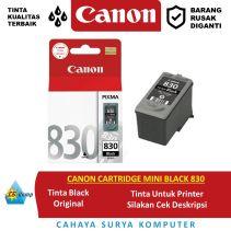 CANON CARTRIDGE MINI BLACK 830