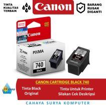 CANON CARTRIDGE BLACK 740