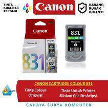 CANON CARTRIDGE COLOUR 831