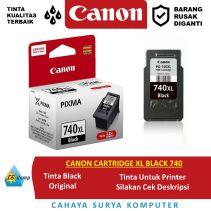 CANON CARTRIDGE XL BLACK 740