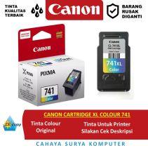 CANON CARTRIDGE XL COLOUR 741