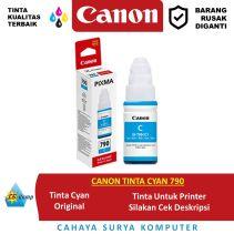 CANON TINTA CYAN 790