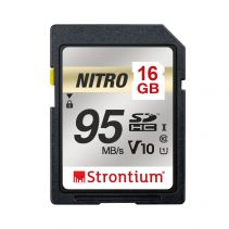 16GB SD CARD NITRO UHS1 95MB/S