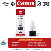 CANON CARTRIDGE BLACK 70