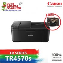 Canon Multifunction Inkjet Printer TR4570S Scan Copy F4 ADF WIFI