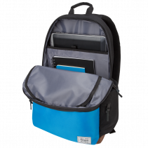 TARGUS 15.6 STRATA BACKPACK - BLACK/BLUE