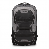 TARGUS 15.6 STAMINA FITNESS BACKPACK (GREY/BLACK)
