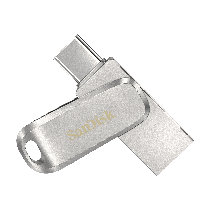 SanDisk Ultra Dual Drive Luxe USB Type-CTM Flash Drive 64GB