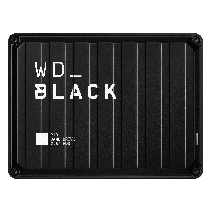 WD BLACK P10 GAME DRIVE (PORTABLE) 4TB